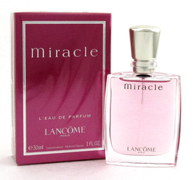 Miracle by Lancome 1.0 oz./ 30 ml. Eau De Parfum Spray for Women. New in the Box
