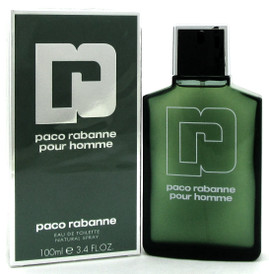 Paco Rabanne by Paco Rabanne 3.4oz./ 100ml. Eau de Toilette Spray for Men.New Box