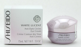 Shiseido White Lucent Anti-Dark Circles Eye Cream 15 ml./ 0.53 oz. New In Box