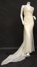 Jaw Dropping Edith Head Jean Harlow Fashion Show Gown