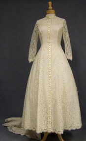 1970's Cahill Wedding Gown