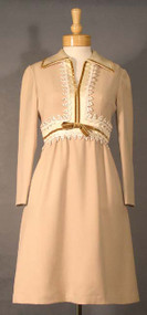 Oscar De La Renta 1960's Day Dress