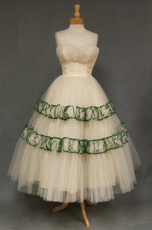Will Steinman 1950's Prom Dress