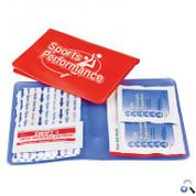 Med-Wallet - Vinyl First Aid Kit - FAV34A