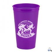 Cups-On-The-Go -20 oz. Transparent Stadium Cup - SC22T