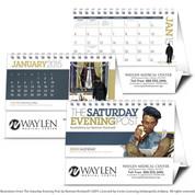 Triumph Calendars - The Saturday Evening Post Desk - 4250