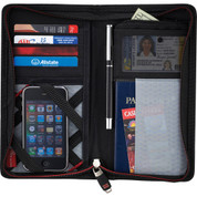 Elleven™ Jet Setter Travel Wallet - 0011-17