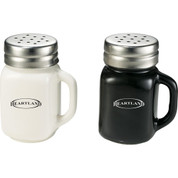 Mason Jar Salt & Pepper Shaker Set - 1031-78