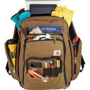 Carhartt® Signature Deluxe Work Compu-Backpack - 1889-41
