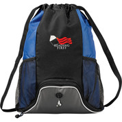 Corona Deluxe Cinch Bag - 2075-02