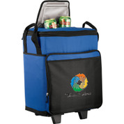 California Innovations® 50-Can Rolling Cooler - 3850-50