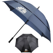 "60"" Slazenger™ Fairway Vented Golf Umbrella - 6050-40"