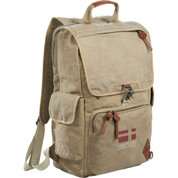 Alternative® Deluxe Cotton Computer Rucksack - 9004-10