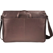 Kenneth Cole® Colombian Leather Compu-Messenger - 9950-34