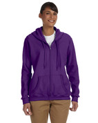 Add Your Logo to Gildan - Heavy Blend Ladies 8 oz. 50/50 Full-Zip Hoodie - G186FL