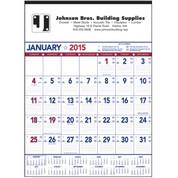Triumph Calendars - Patriotic Contractor Memo 13-Sheet - 6108