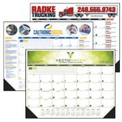 Triumph Calendars - Multi-Color Desk Pad - 6510