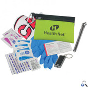 Auto Safety Zipper Tote Kit - AEK600