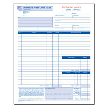 Manual Work Orders, Estimates/Invoices and Contractor Forms