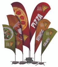 Flying Banner Sails