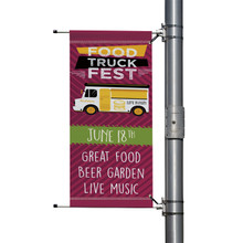 Creative Series Custom Printed Pole and Wall Banners