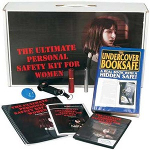 The SafeFamilyLife TM ULTIMATE PERSONAL SAFETY KIT FOR WOMEN