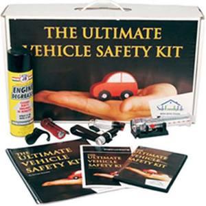 The SafeFamilyLife TM ULTIMATE VEHICLE SAFETY KIT