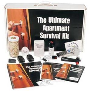 The SafeFamilyLifeTM ULTIMATE APARTMENT SURVIVAL KIT