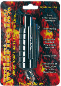 WILDFIRE 1/2 OZ. PEPPER SPRAY-blk