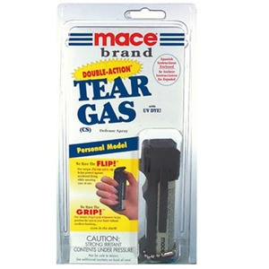 MICHIGAN APPROVED PERSONAL MODEL DOUBLE ACTION CS TEAR GAS