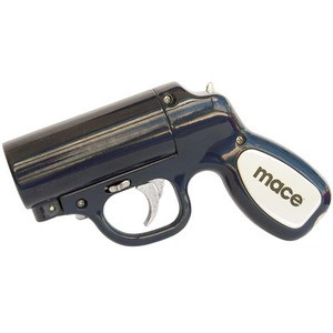 MACE® PEPPER GUN TM - Blk