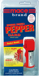 MICHIGAN APPROVED POCKET MODEL PEPPERGARD