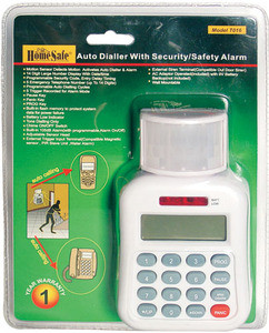 HOMESAFE® AUTO DIALER SECURITY