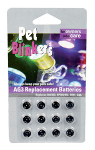 PET BLINKIES Replacement Batteries