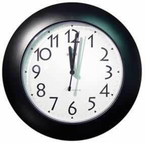 WALL CLOCK COLOR CAMERA