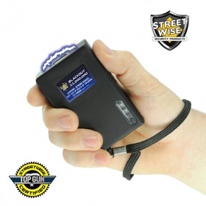 SF Blackout 11,000,000* Stun Gun Rechargeable