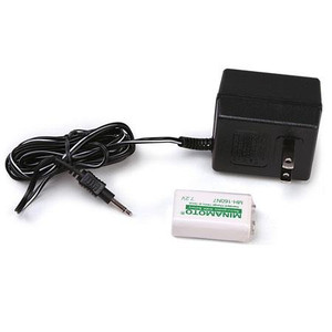 GARRETT BATTERY RECHARGER KIT 110V