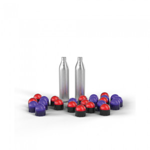 PepperBall TCP VXR Refill Kit w/CO2 Cartridges