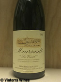 "Roulot Meursault Village ""Vireuils"" 1997 (750ml)"