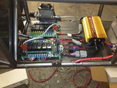 Labor and Materials Wiring Complete Car