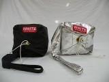 White Safety Super Class Parachute