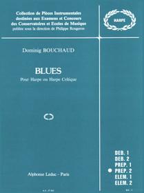 Bouchaud: Blues Pour Harpe ou Harpe Celtique