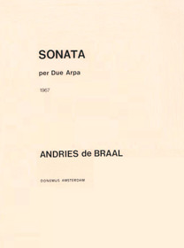 Braal: Sonata per Due Arpa