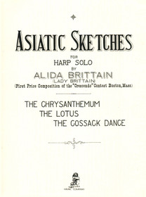 Brittain: Asiatic Sketches (The Chrysanthemum, The Lotus, The Cossack Dance)