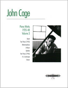Cage: Piano Works 1935-48 Volume 3