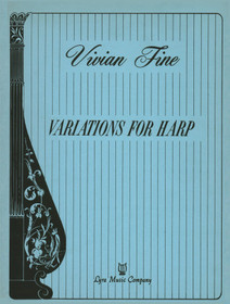 Fine: Variations for Harp Solo