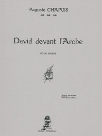 Chapuis: David Devant L'Arche for Harp Solo