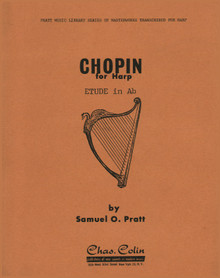 Chopin/Pratt: Etude in A-flat Op.25, No.1