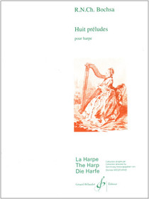 Bochsa: Huit preludes pour harpe