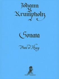 Krumpholtz: Sonata for Flute & Harp